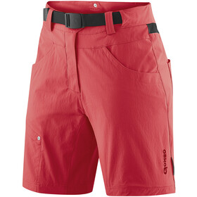 Gonso Mira Bike Shorts Women cardinal